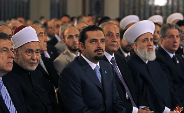 muslim and christian relationship in lebanon