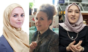Islamic feminist voices