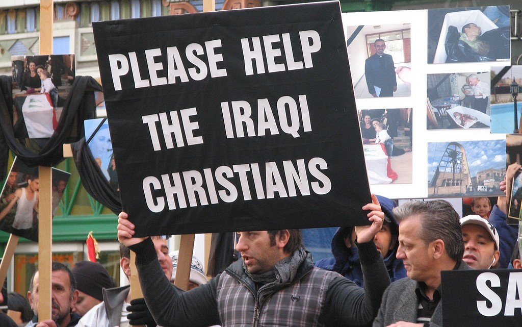 Image result for christians in mosul