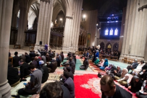 Muslim Prayer Service