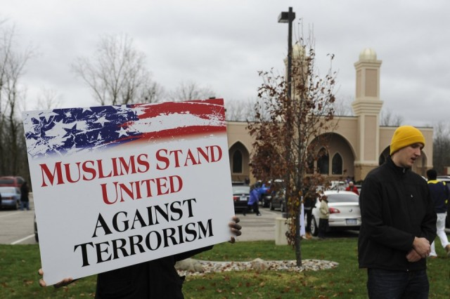 muslims against terrorism