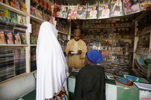 Nigeria Subversive Love Stories
