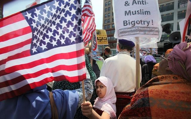 anti-muslim