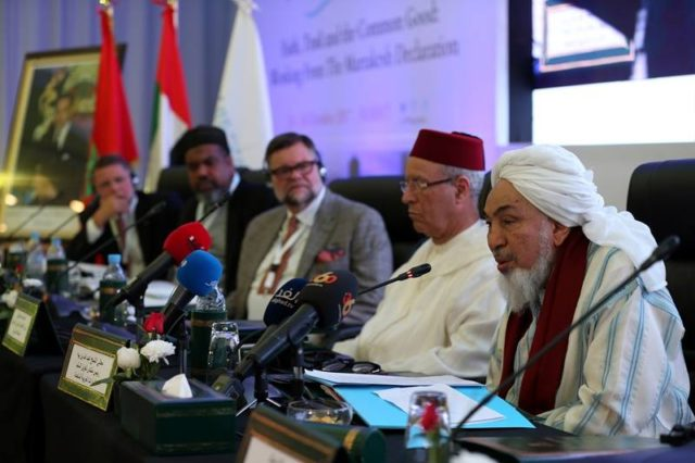 Interfaith-Religious-Leaders-Fight-Extremism-Through-Dialogue-in-Rabat-'Peace-Caravan_-640x426