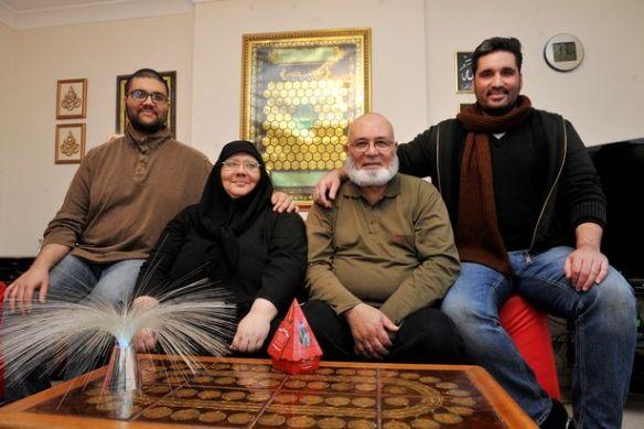 Khan-family