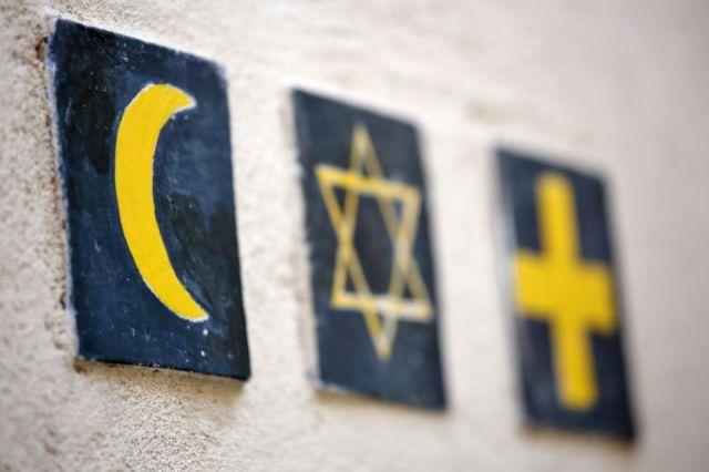 jew christian muslim