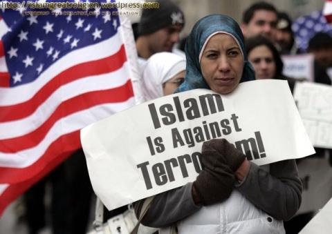 ISLAM AGAINST TERRORISM