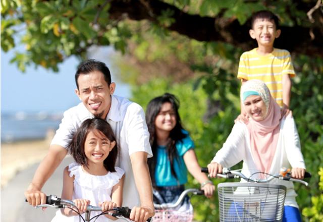 Muslim family photor2