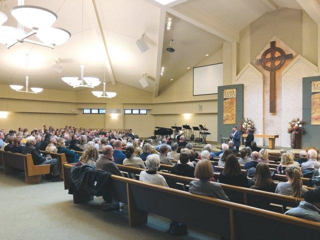 DCN 1018 religious event