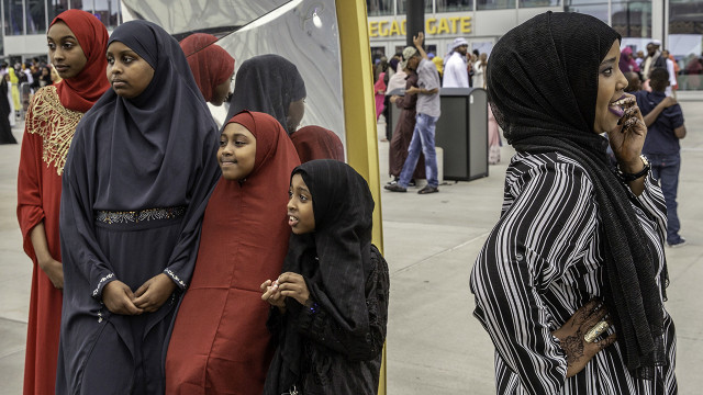US-RELIGION-ISLAM-EID