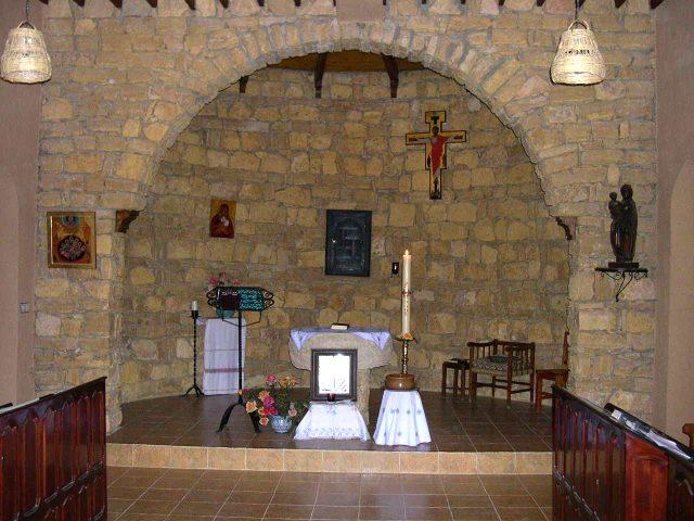 Monastery-Catholic-church-Notre-Dame-Atlas
