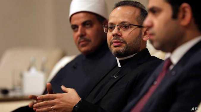 Youannis Lahzi Gaid, Mohamed Hussein El-Mahrassawy, Mohamed Mahmoud Abdel Salam